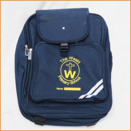 The Weald Junior Back Pack