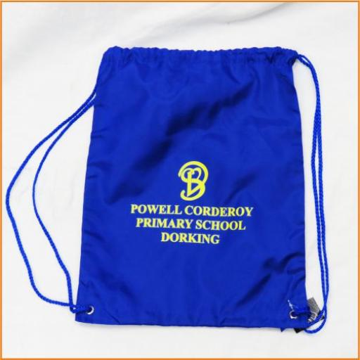 Powell Corderoy PE Bag