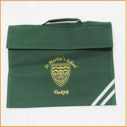 St Martin's Reading Bag