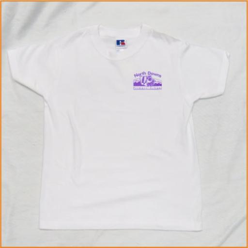 North Downs T-Shirt - for PE