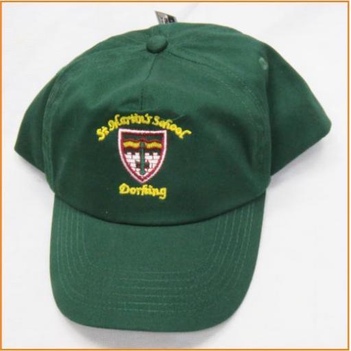 St Martin's Baseball Hat