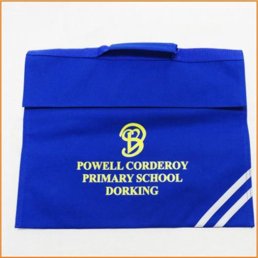 Powell Corderoy Book Bag