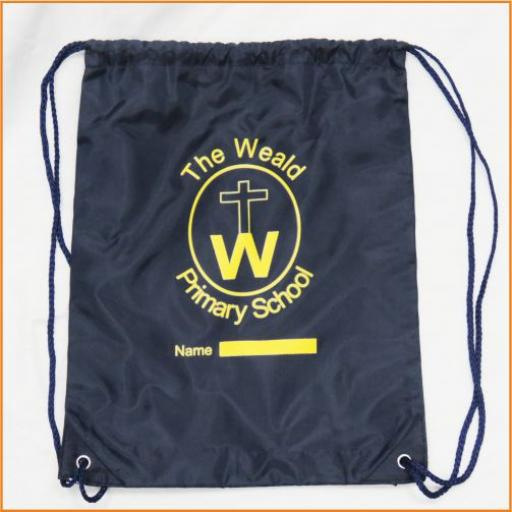 The Weald PE Bag