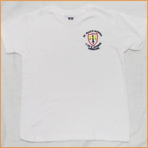 St Paul's P.E. T Shirt
